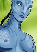 The heroes of Avatar are bold, brave and very beautiful!